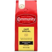 Community Coffee Café Special Medium Dark Roast Ground Coffee