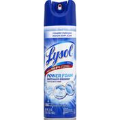 Lysol Bathroom Cleaner, Power Foam