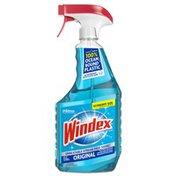 Windex Glass Cleaner Original Blue