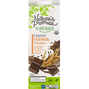 Nature's Promise OatMilk, Organic, Chocolate