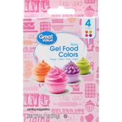 Great Value Gel Food Colors, Neon