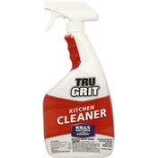 True Grit Cleaner, Lemon Scent, Kitchen