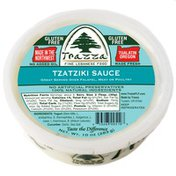 Trazza Fine Lebanese Food Tzatziki