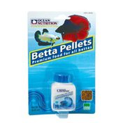 Ocean Nutrition Betta Pellets Premium Food