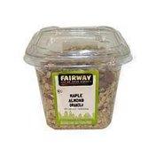 Fairway Maple Almond Granola