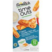 Farm Rich Time Outs Fiesta Chicken Roll Ups