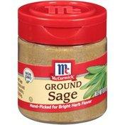 McCormick®  Ground Sage