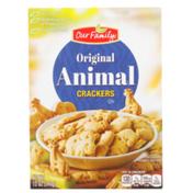 Our Family Original Animal Crackers