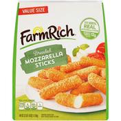 Farm Rich Breaded Mozzarella Sticks