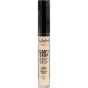 NYX Professional Makeup Contour Concealer, Can't Stop Won't Stop, Fair CSWSC01.5