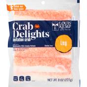 Louis Kemp Crab Delights Imitation Crab Meat