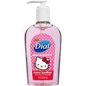 Dial Hello Kitty Moisturizing with Vitamin E Hand Sanitizer