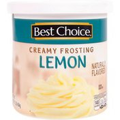 Best Choice Creamy Frosting