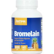 Jarrow Formulas Bromelain, 1000 GDU, Tablets