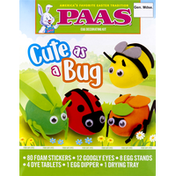 PAAS Egg Decorating Kit, Cute as a Bug