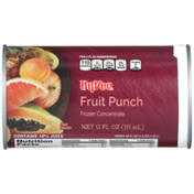 Hy-Vee Fruit Punch, Frozen Concentrate