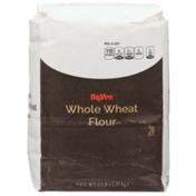 Hy-Vee Whole Wheat Flour