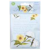 Fresh Scents Scented Sachets, White Cotton, 3 Pack