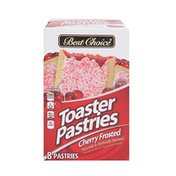 Best Choice Toaster Pastries