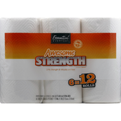 Essential Everyday Paper Towels, Awesome Strength
