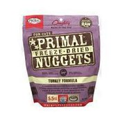 Primal Pet Foods Freeze Dried Turkey Formula For Cats