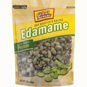 GoodSense Dry Roasted & Salted Edamame