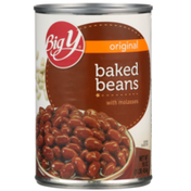 Big Y Original Baked Beans With Molasses
