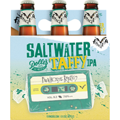 Flying Dog Beer, IPA, Saltwater Taffy