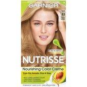 Nutrisse® 83 Medium Golden Blonde (Cream Soda) Nourishing Color Creme