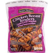 Best Choice Individually Quick Frozen Chicken Breast Tenders