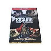 Sony Pictures Sicario Day of the Soldado DVD