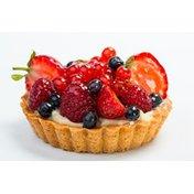 """Northgate Market 3"""" Fruit Tart With Fruit"""