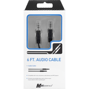 MobilEssentials Audio Cable 6 FT.