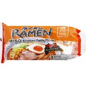 Myojo Ramen Noodles, Miso Soybean Paste Flavor