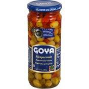 Goya Alcaparrado Manzanilla Olives, Pimientos & Capers