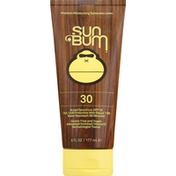 Sun Bum Sunscreen Lotion, Moisturizing, Premium, Broad Spectrum SPF 30
