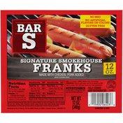 Bar-S Signature Smokehouse Franks