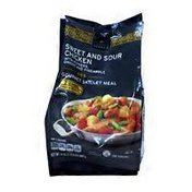 Signature Kitchens Sweet And Sour Chicken Gourmet Skillet Meal