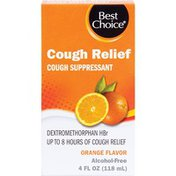 Best Choice Cough Relief