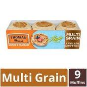 Thomas' English Muffins Light 100 Calories Multi Grain