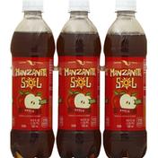 Manzanita Sol Soda, Apple