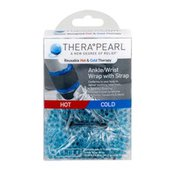 TheraPearl Reusable Hot & Cold Therapy Ankle/Wrist Wrap with Strap