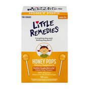 Little Remedies Honey Pops Ages 3+ - 10 CT