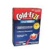 Cold-eeze Shortens Your Cold Works Faster, Strawberries And Cream