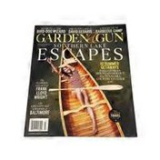 Curtis Circ Garden & Gun Magazine