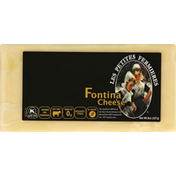 Les Petites Fermieres Cheese, Fontina