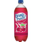 SnapPunch Cherry Punch Juice Drink