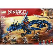 LEGO Building Toy, Ninjago Masters of Spinjitzu, Stormbringer