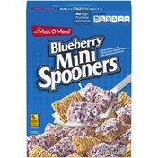 Malt-O-Meal Blueberry Mini Spooners Cereal