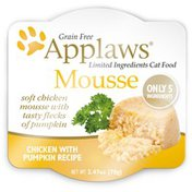 Applaws Chicken With Pumpkin Recipe Mousse Limited Ingredients Cat Food